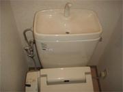 タンク水受・水栓金具